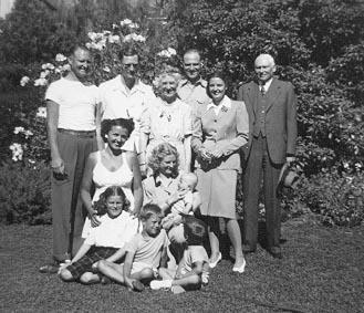 Emma's Family ca. 1949