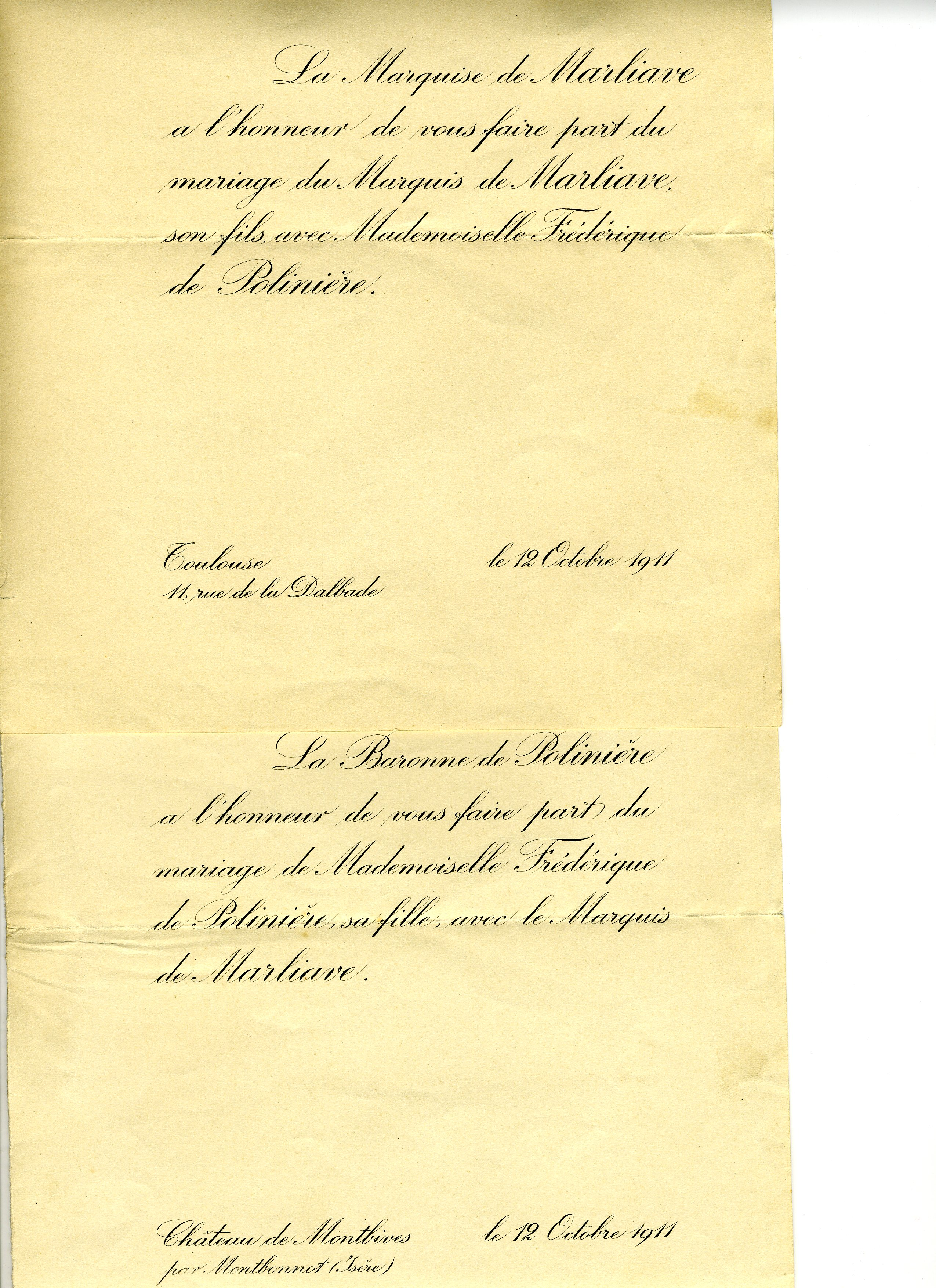 112_poliniere_marliave_marriage_1911