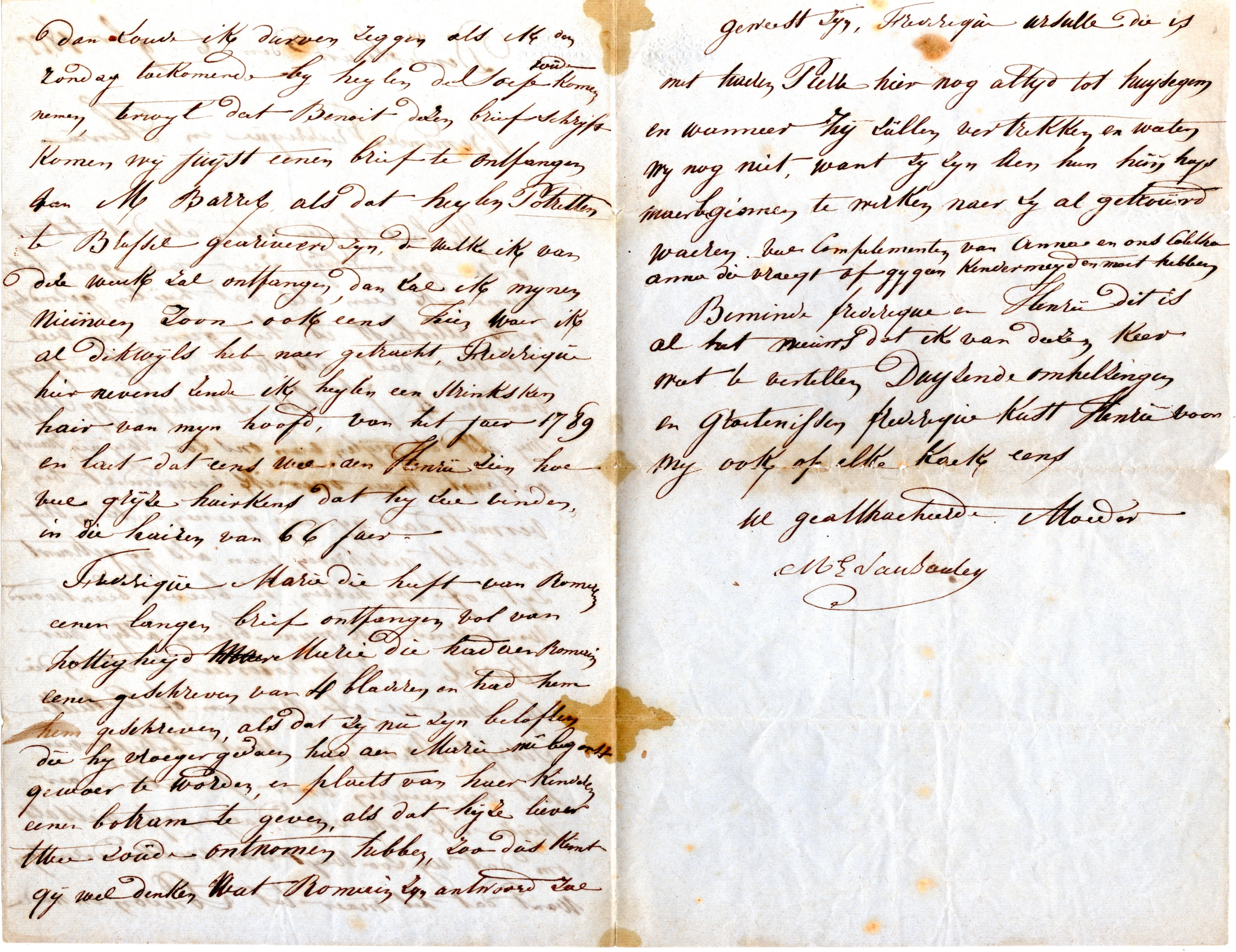 Elisabeth-Van-Santen_letter-1855_p2_p3