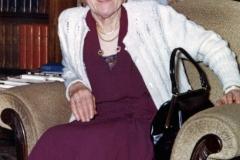 Emma DeBoom Witzel, April 1965