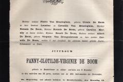 Death-Notice-1881-Fanny-Clotilde-Virginie-DeBoom