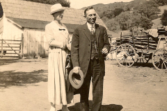 Camilla with husband Carl Ernst (date unknown)